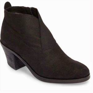 Eileen Fisher Murphy unbuckle wrap bootie
